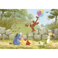 Disney Edition 8-460 Winnie The Pooh Duvar Posteri