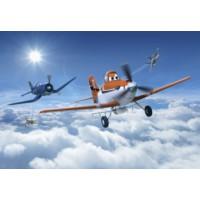 Disney Edition 8-465 Uçaklı Duvar Posteri
