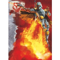 Disney Edition 4-440 Star Wars Boba Duvar Posteri