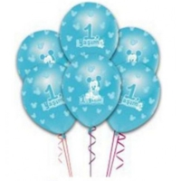 Parti Şöleni Baby Mickey Mouse Balon 20 Adet