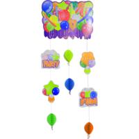 Parti Şöleni Balonlu Parti Süsü