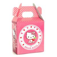 Parti Şöleni Hello Kitty Hediye Kutusu 5 Adet