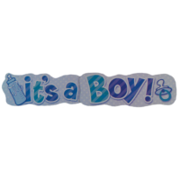Parti Şöleni It's A Boy Banner 1 Adet