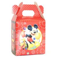 Parti Şöleni Mickey Mouse Hediye Kutusu 5 Adet