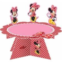 Parti Şöleni Minnie Mouse Fashion Stand 1 Adet