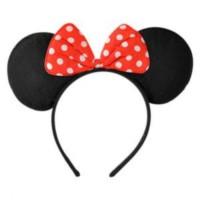 Parti Şöleni Minnie Mouse Fashion Taç 1 Adet