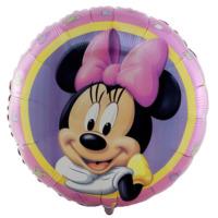 Parti Şöleni Minnie Mouse Folyo Balon