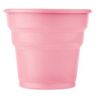 Parti Şöleni Pembe Plastik Bardak 25 Adet