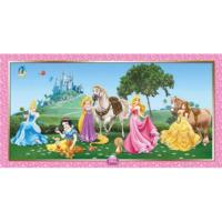 Parti Şöleni Prensesler Oda Afişi