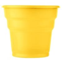 Parti Şöleni Sarı Plastik Bardak 25 Adet