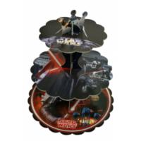 Parti Şöleni Star Wars Cupcake Standı 1 Adet