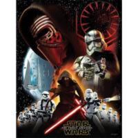 Parti Şöleni Star Wars Masa Örtüsü 1 Adet