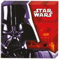 Parti Şöleni Star Wars Peçete 20 Adet