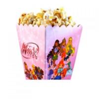 Parti Şöleni Winx Popcorn Kutusu