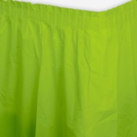 Parti Şöleni Yeşil Masa Eteği 1 Adet