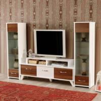 Abre-441-454 Tv Ünitesi Tv Sehpası Ceviz