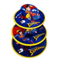 Tahtakale Toptancısı 3 Katlı Karton Cupcake Standı Süperman Temalı Kek Standı