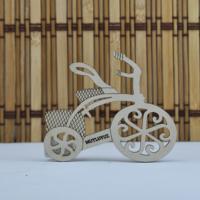 Tahtakale Toptancısı Ahşap Bisiklet Lazer Kesim Obje (20 Adet)