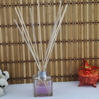 Tahtakale Toptancısı Bambu Rattan Koku Çubuk (Bambu Çubuk) 25 CM (50 Adet)