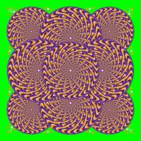 Illusion Tablo 50X50 Cm