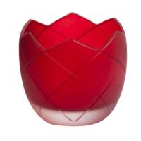 Kırmızı Mumluk Egg 8,5 Cm