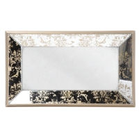 Dikdörtgen Ayna 50X30 Cm