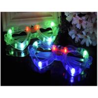 Tvs Led ışıklı Kalp Parti Gözlük