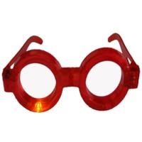 Tvs Led Işıklı Psikopat Gözlük