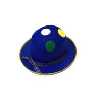 Tvs Palyaço Şapkası Benekli Mavi