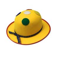 Tvs Palyaço Şapkası Benekli Sarı