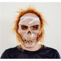 Tvs Peluşlu Zombiee Maskesi