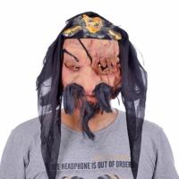 Tvs Cadılar Bayramı Korsan Maskesi Lateks