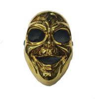 Tvs Parlak İskelet Maskesi