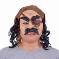 Tvs Cadılar Bayramı Korsan Maskesi