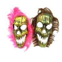 Tvs Saçlı Kurukafa Maskesi 5 Renk
