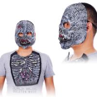 Tvs Cadılar Bayramı Taş Adam Maskesi Yelekli