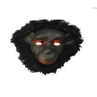 Tvs Yumuşak Goril Maskesi Siyah Renk