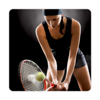 Fotografyabaskı Tenis Bardak Altlığı Baskı 4'lü Set