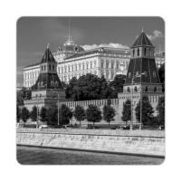 Fotografyabaskı Grand Palace Moskova Bardak Altlığı Baskı 4'lü Set