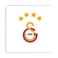 Fotografyabaskı Bardak Altlığı Baskı 4'lü Set Galatasaray kulübü