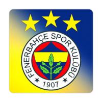 Fotografyabaskı Bardak Altlığı Baskı 4'lü Set Fenerbahçe