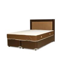 Tabba Olympos Tek Kişilik Baza Başlık Yatak Set 120x200