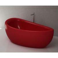 Bocchi Küvet Parlak Kırmızı