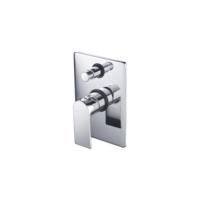 Bocchi Smart Ankastre Banyo Bataryası - Otomatik Yönlendiricili Krom