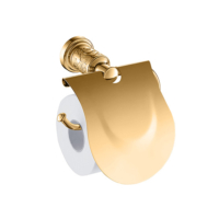 Bocchi Orient Tuvalet Kağıtlığı (Kapaklı) Altın