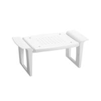 Bocchi Care Comfort Yüksekliği Ayarlanabilir Küvet Oturağı Beyaz