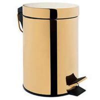 Bocchi Çöp Kovası, Pedallı 3Lt Altın