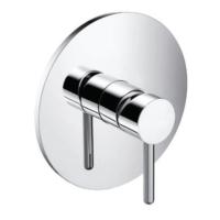 Bocchi Dolce Ankastre Duş Bataryası Krom