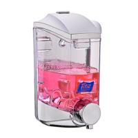 Ensa Damla Sıvı Sabun Ve Şampuan Makinesi 1000 Ml Krom