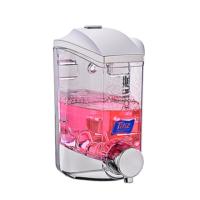 Ensa Damla Sıvı Sabun Ve Şampuan Makinesi 400 Ml Krom